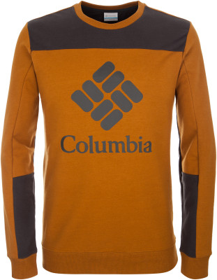 Фото - Свитшот мужской Columbia Lodge, размер 56-58 оранжевого цвета