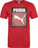 Футболка мужская Puma Logo Tee Logo Fill