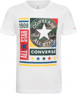 Футболка для мальчиков Converse Camo Mixed Boxes