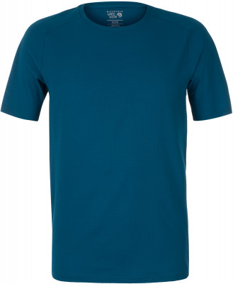 Футболка мужская Mountain Hardwear ACЛегкая мужская футболка из перфорированной ткани предназначена для горного туризма. Отведение влаги технология wick. Q обеспечивает быстрое отведение влаги.<br>Пол: Мужской; Возраст: Взрослые; Вид спорта: Горный туризм; Защита от УФ: Есть; Технологии: Wick.Q; Производитель: Mountain Hardwear; Артикул производителя: 1725451489S; Страна производства: Китай; Материалы: 100 % полиэстер; Размер RU: 48;