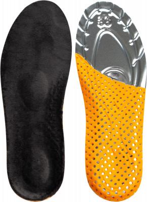 Стельки анатомические зимние Woly Sport, размер 44Стельки<br>Утепленная комфортная анатомическая стелька с алюминиевым слоем, не пропускающим холод.