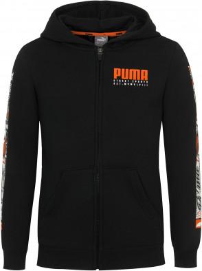 Толстовка для мальчиков Puma Alpha