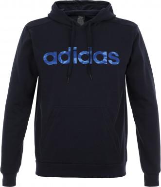 Худи мужская Adidas Camo Linear