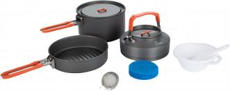 Набор посуды: котелок, сковорода, чайник Fire-Maple FEAST 2