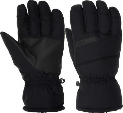 Перчатки мужские Ziener Gramus, размер 8Аксессуары<br>Удобные перчатки для занятий зимними видами спорта. Нескользящая накладка обеспечивает отличное сцепление с палками.