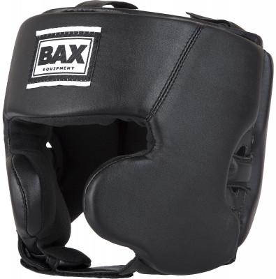 Шлем BaxУдобный и легкий тренировочный шлем незаменимый помощник на ринге. Отлично защищает голову, при этом обеспечивает хороший угол обзора.<br>Состав: Искусственная кожа,саржа х/б, или трикотаж,(ппу) пенополиуретан,изолон,лента контактная, резинка.; Вид спорта: Бокс, ММА; Производитель: Bax; Артикул производителя: HPBL11-M; Размер RU: M;