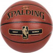 Мяч баскетбольный Spalding NBA Gold Series