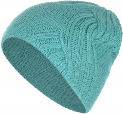 Шапка женская GlissadeДвухслойная вязаная женская шапка для активного отдыха в холодное время года.<br>Пол: Женский; Возраст: Взрослые; Вид спорта: Горные лыжи; Производитель: Glissade; Артикул производителя: AGSHAW01N1; Страна производства: Россия; Материал верха: 87 % акрил, 13 % полиамид; Размер RU: Без размера;