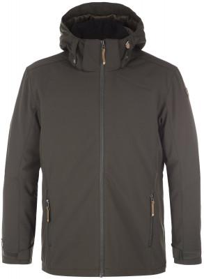 Куртка утепленная мужская IcePeak VarunТехнологичная мужская куртка icepeak разработана для походов и активного отдыха.<br>Пол: Мужской; Возраст: Взрослые; Вид спорта: Походы; Вес утеплителя на м2: 140 г/м2; Наличие чехла: Нет; Длина по спинке: 74 см; Водонепроницаемость: 7000 мм; Паропроницаемость: 3000 г/м2/24 ч; Температурный режим: До -10; Покрой: Прямой; Дополнительная вентиляция: Нет; Проклеенные швы: Нет; Длина куртки: Средняя; Капюшон: Отстегивается; Мех: Отсутствует; Количество карманов: 3; Водонепроницаемые молнии: Нет; Технологии: Icetech Softshell 7 000/3 000, Water Repellent; Производитель: IcePeak; Артикул производителя: 57993682XV; Страна производства: Китай; Материал верха: 100 % полиэстер; Материал подкладки: 100 % полиэстер; Материал утеплителя: 100 % полиэстер; Размер RU: 50;