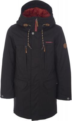 Куртка утепленная для мальчиков Merrell, размер 152Куртки <br>Утепленная куртка для мальчиков от merrell - отличный выбор для прогулок по городу в межсезонье. Сохранение тепла утеплитель 60 г м2 защищает от холода.