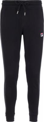 Брюки мужские Fila, размер 46Брюки <br>Классика спортивного стиля от fila - удобные и практичные брюки. Натуральные материалы натуральный хлопок гарантирует комфорт и воздухопроницаемость.