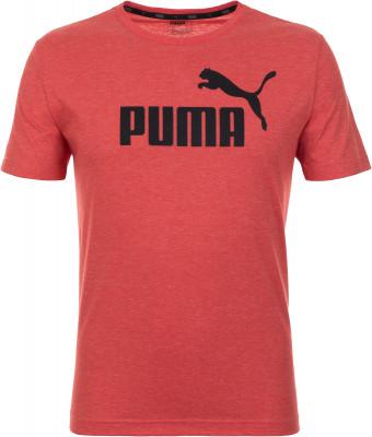 Футболка мужская Puma Ess+ Heather Tee, размер 46-48