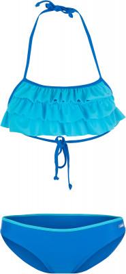 Бикини для девочек Joss, размер 140Купальники <br>Яркое бикини для девочек joss - отличный вариант для активного пляжного отдыха. Защита от ультрафиолета материал блокирует вредные ультрафиолетовые лучи (upf 50 ).