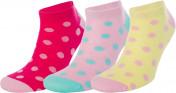 Носки для девочек Demix, 3 пары