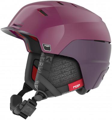 Шлем Marker Phoenix MAP WШлемы<br>Надежный горнолыжный шлем от marker. Гипоаллергенный материал подкладки, система вентиляции и фиксатор стрэпа маски гарантируют комфорт на склоне.
