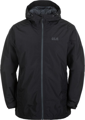Куртка утепленная мужская Jack Wolfskin Chilly Morning, размер 44 фото