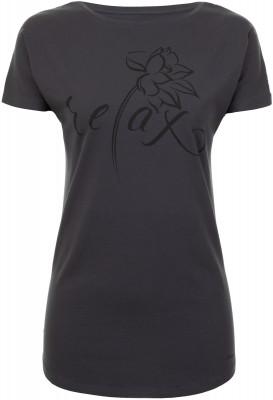 Футболка женская Demix, размер 46Футболки<br>Комфортная и оригинальная футболка в спортивном стиле от demix. Натуральные материалы ткань, выполненная из натурального хлопка со спандексом, приятна на ощупь.
