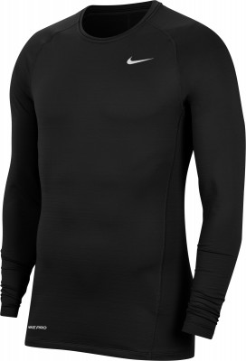 Лонгслив мужской Nike Pro, размер 44-46 фото