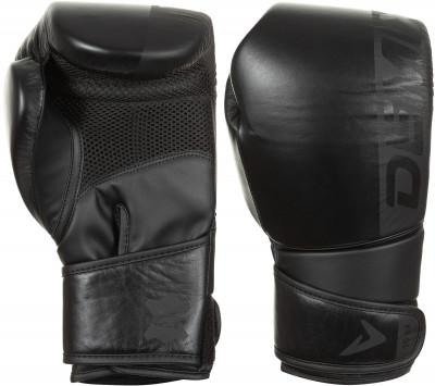DX-LG-10-99 0 Перчатки боксерские Boxing gloves черный р.0, размер 16 oz