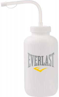 Бутылка Everlast, 0,9 лБутылка для воды, созданная для настоящих спортсменов и просто активных людей. Широкое горлышко позволяет с легкостью наполнить ее не только водой, но и кубиками льда.<br>Вид спорта: Бокс, Дзюдо, Карате, ММА, Самбо, Тхэквондо; Производитель: Everlast; Артикул производителя: EVBOTTLE; Страна производства: Китай; Размер RU: Без размера;