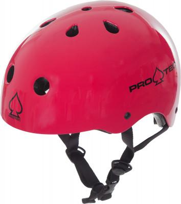 Шлем Pro-Tec ClassicКлассическая модель от pro-tec - удобный и легкий шлем classic с заклепками из нержавеющей стали и мягкими нейлоновыми ремешками.<br>Конструкция: Hard shell; Вентиляция: Принудительная; Материал внешней раковины: Hi-Impact ABS; Материал подкладки: Пена EPS; Вес, кг: 0,5; Сертификация: CPSC, CE, ASTM, AS/NZS 2063:2008; Пол: Мужской; Возраст: Взрослые; Вид спорта: Роликовые коньки; Производитель: Pro-Tec; Технологии: 2-Stage Soft Foam Liner, Dri-Lex, EPS, HDPE Flex, Hardshell; Срок гарантии: 1 месяц; Артикул производителя: 2000001; Страна производства: Китай; Размер RU: L;