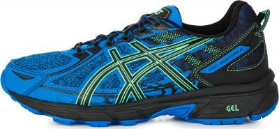 Кроссовки для мальчиков ASICS Gel-Venture 6 GS, размер 35,5Кроссовки <br>Комфортные и надежные кроссовки asics gel-venture 6 - лучший выбор для новичков, которые осваивают бег по пересеченной местности.