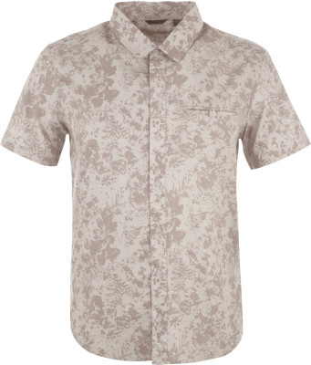 Рубашка мужская Outventure, размер 58Рубашки<br>Классическая мужская рубашка в клетку от outventure пригодится в путешествиях. Натуральные материалы модель выполнена из мягкого воздухопроницаемого хлопка.