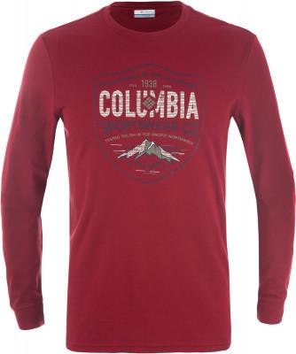 Купить со скидкой Футболка с длинным рукавом мужская Columbia Rugged Shield, размер 48-50