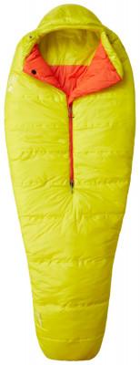 Mountain Hardwear HyperLamina SparkТрехсезонный синтетический спальник от mountain hardwear отличается высокими показательями эффективности.<br>Назначение: Трехсезонный; Верхняя температура комфорта: +5; Товарная подгруппа: Коконы; Вес, кг: 0,8; Сторона состегивания: Отсутствует; Температура экстрима: -16; Ширина: 84 см; Размер: 198; Защита молнии: Есть; Материал верха: Нейлон; Материал подкладки: Нейлон; Наполнитель: Полиэстер; Размер в сложенном виде (дл. х шир. х выс), см: 15 x 33; Вид спорта: Походы; Технологии: Lamina, THERMAL.Q; Производитель: Mountain Hardwear; Артикул производителя: 1568252367; Срок гарантии: 2 года; Страна производства: Китай; Размер RU: 198;