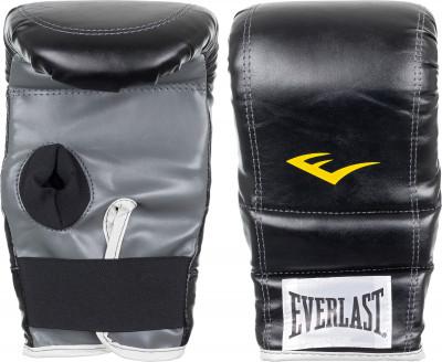 Перчатки снарядные Everlast PUБазовая снарядная перчатка с открытым большим пальцем. Размеры: s-m (7-8), l-xl (14-16).<br>Тип фиксации: Липучка; Материал верха: Искусственная кожа; Вид спорта: Бокс; Производитель: Everlast; Артикул производителя: 4315SMU; Срок гарантии: 14 дней; Страна производства: Китай; Размер RU: S-M;
