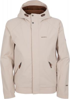 Ветровка мужская Merrell, размер 48Куртки <br>Отличный выбор для поездок и долгих прогулок - ветровка от merrell. Защита от влаги технология m select shield гарантирует защиту от грязи и осадков.