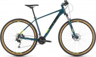 Велосипед горный CUBE AIM SL 29