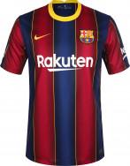 Футболка мужская Nike FC Barcelona 2020/21 Stadium Home