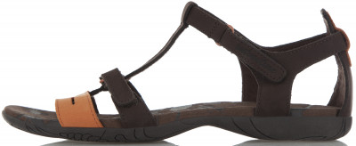 Сандалии женские Outventure Kampala I, размер 41Сандалии <br>Женские сандалии от outventure отлично подойдут для путешествий. Комфорт ложе стопы обтянуто микрофиброй, которая нейтрализует запахи и обеспечивает комфорт.