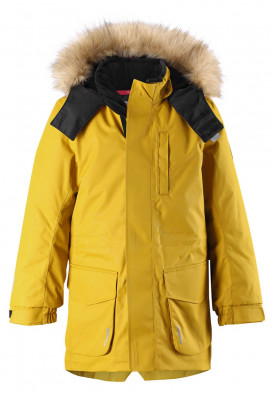 Куртка утепленная для девочек Reimatec Naapuri