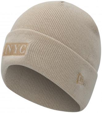 Шапка мужская New Era NYC Cuff