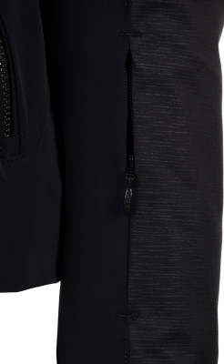 Фото 5 - Куртку утепленная женская Descente Cicily, размер 42 черного цвета