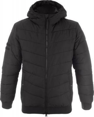 Куртка пуховая мужская DemixМужская куртка demix для образа в спортивном стиле даже в холодные дни. Сохранение тепла синтетический пух согреет в холодную погоду.<br>Пол: Мужской; Возраст: Взрослые; Вид спорта: Спортивный стиль; Покрой: Прямой; Светоотражающие элементы: Нет; Длина куртки: Короткая; Наличие карманов: Да; Капюшон: Не отстегивается; Количество карманов: 3; Застежка: Молния; Производитель: Demix; Артикул производителя: DEJAM0899L; Страна производства: Китай; Материал верха: 100 % полиэстер; Материал подкладки: 100 % полиэстер; Материал утеплителя: 100 % полиэстер, трикотажная вставка: 95 % полиэстер, 5 % спандекс; Размер RU: 50;