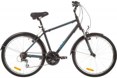 Велосипед городской Stern City 2.0Стильный велосипед для прогулок по городу и паркам.<br>Материал рамы: Алюминий; Размер рамы: 18; Амортизация: Hard tail; Конструкция рулевой колонки: Неинтегрированная; Конструкция вилки: Пружинно-эластомерная; Ход вилки: 63 мм; Регулировка жесткости вилки: Есть; Количество скоростей: 21; Наименование переднего переключателя: Shimano Tourney; Наименование заднего переключателя: Shimano Altus; Конструкция педалей: Классические; Наименование манеток: Shimano ST-EF51; Конструкция манеток: Триггерные двурычажные; Тип переднего тормоза: Ободной; Тип заднего тормоза: Ободной; Диаметр колеса: 26; Тип обода: Двойной; Материал обода: Алюминиевый сплав; Наименование покрышек: CST, 26x2,1; Конструкция руля: Изогнутый; Регулировка руля: Есть; Регулировка седла: Есть; Амортизационный подседельный штырь: Есть; Сезон: 2016; Максимальный вес пользователя: 100 кг; Вид спорта: Велоспорт; Технологии: 6061 Aluminium, Preload; Производитель: Stern; Артикул производителя: 16CIT2R18; Срок гарантии: 2 года; Страна производства: Россия; Размер RU: 18;