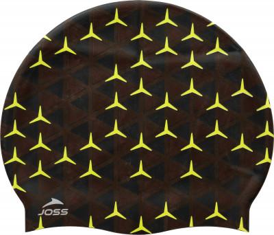 Шапочка для плавания JossСиликоновая водонепроницаемая шапочка для плавания. Модель защищает от хлора и не спадает в воде.<br>Пол: Мужской; Возраст: Взрослые; Вид спорта: Плавание; Назначение: Универсальные; Материалы: 100 % силикон; Производитель: Joss; Артикул производителя: AAC03A7BO; Страна производства: Китай; Размер RU: Без размера;