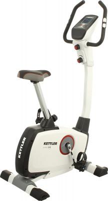 Велотренажер Kettler Giro MВ новом велотренажере giro m, простом и функциональном, есть все, что нужно для эффективных кардиотренировок.<br>Система нагружения: Магнитная; Масса маховика: 6 кг; Регулировка нагрузки: Механическая; Нагрузка: 8 уровней; Измерение пульса: Датчики на поручнях; Нагрудный кардиодатчик: Опционально; Питание тренажера: Батарейки; Максимальный вес пользователя: 110 кг; Время тренировки: Есть; Скорость: Есть; Пройденная дистанция: Есть; Уровень нагрузки: Есть; Скорость вращения педалей: Есть; Израсходованные калории: Есть; Пульс: Есть; Контроль за верхним пределом пульса: Есть; Целевые тренировки (CountDown): Есть; Дополнительные функции: Фитнес-тест; Регулировка руля: Есть; Регулировка сиденья: вертикальная; Транспортировочные ролики: Есть; Компенсаторы неровности пола: Есть; Дополнительно: Регулировка наклона ручек и высоты седла; Размер в рабочем состоянии (дл. х шир. х выс), см: 84 х 54 х 143; Вес, кг: 30; Вид спорта: Кардиотренировки; Производитель: Heinz-Kettler GmbH &amp; CO.KG; Артикул производителя: 7630-000; Срок гарантии: 2 года; Страна производства: Китай; Размер RU: Без размера;