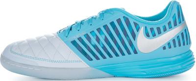 Бутсы мужские Nike Lunargato II, размер 39,5Бутсы<br>Бутсы nike lunargato ii - идеальный выбор для двусторонней игры на тренировке. Комфортная и амортизирующая модель подойдет для зала.