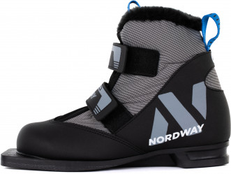 Ботинки для беговых лыж детские Nordway Polar 75 mm