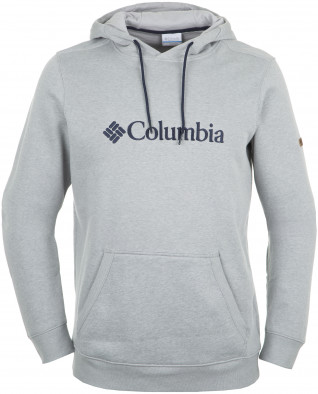Худи мужская Columbia Csc Basic Logo II, Plus Size