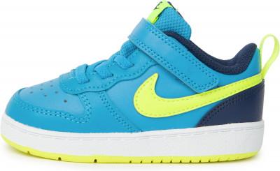 Кеды для мальчиков Nike Court Borough Low 2 (TDV), размер 25