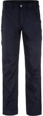 Брюки мужские OutventureМужские брюки прямого кроя предназначены для походов и активного отдыха.<br>Пол: Мужской; Возраст: Взрослые; Вид спорта: Походы; Силуэт брюк: Прямой; Количество карманов: 6; Производитель: Outventure; Артикул производителя: S17AO1Z448; Страна производства: Бангладеш; Материал верха: 76 % хлопок, 24 % полиэстер; Размер RU: 48;