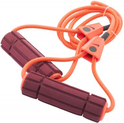 Эспандер универсальный Nike AccessoriesЭспандеры<br>Эспандер nike универсальный: плетеный материал троса не цепляется за волосы или кожу; эргономичный дизайн рукояток из вспененной резины обеспечивает хорошую и привычную амор