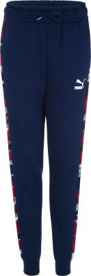 Брюки для мальчиков Puma Classics T7 Track, размер 164Брюки <br>Удобные детские брюки в классическом спортивном стиле, декорированы фирменными лампасами puma.