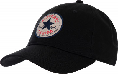 Бейсболка для мальчиков ConverseБейсболки<br>Бейсболка converse с классической конструкцией из шести панелей обеспечивает комфорт и удобство.