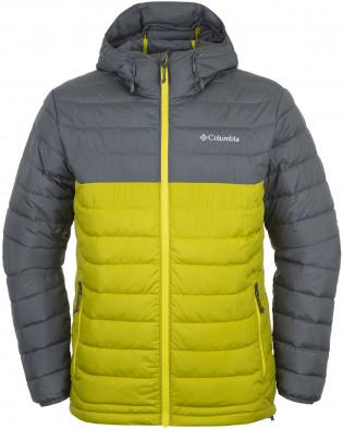 Куртка утепленная мужская Columbia Powder Lite